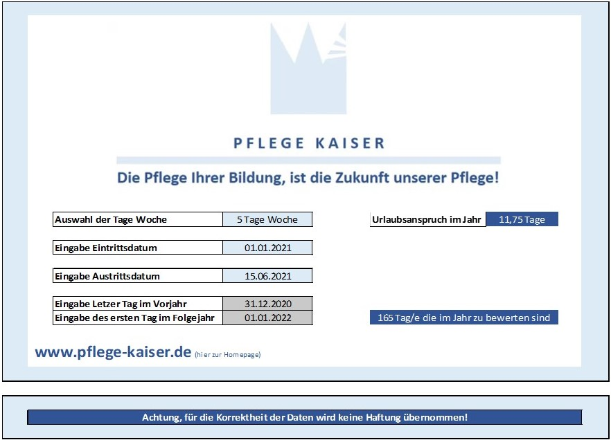Home www.pflege-kaiser.de